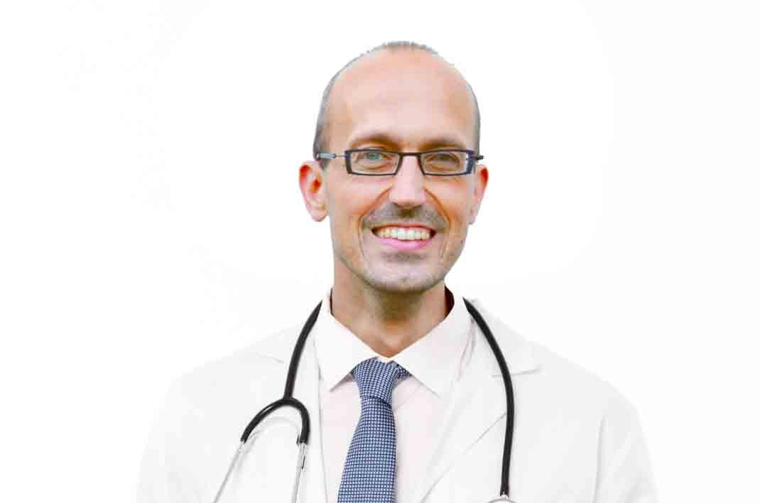 Dr. Nico Coen beveelt MVW aan voor mensen met Cystic Fibrosis